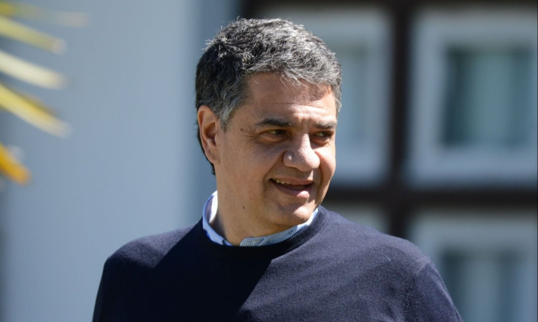 """Jorge Macri: """"Los intendentes somos el principal sostén de este ..."""