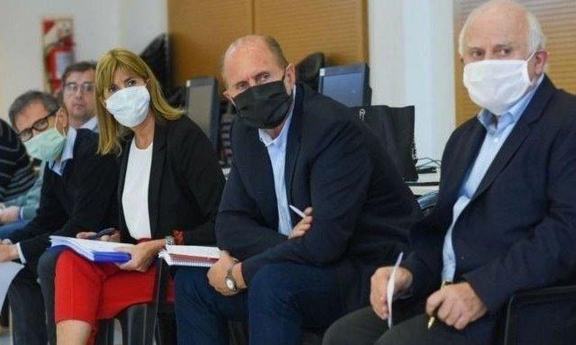 Perotti y Lifschitz: cumbre a solas y pacto para pacificar Santa Fe