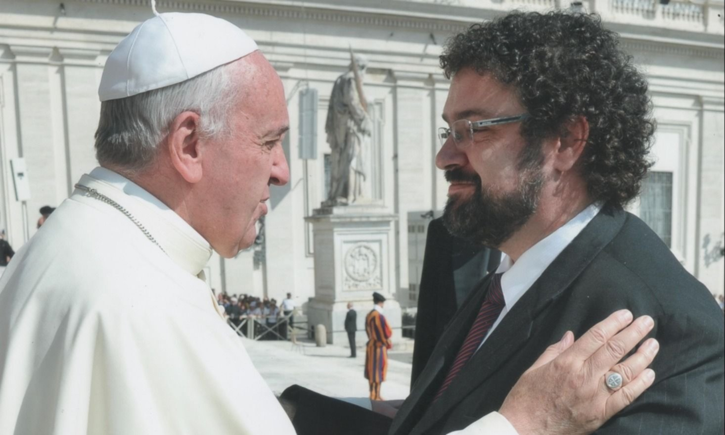 El influyente amigo de Bergoglio en el Congreso Judío Latinoamericano