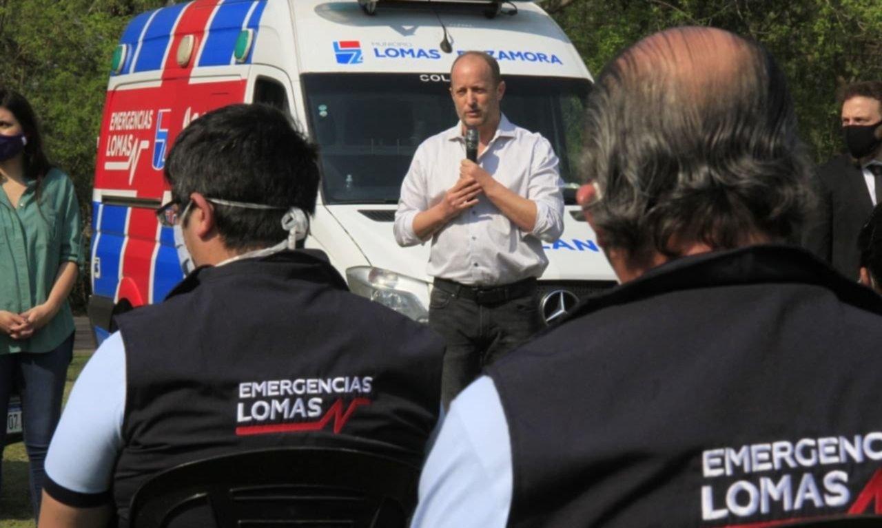 """Insaurralde: """"Con sus mentiras, la oposición le falta el respeto a los bonaerenses"""""""