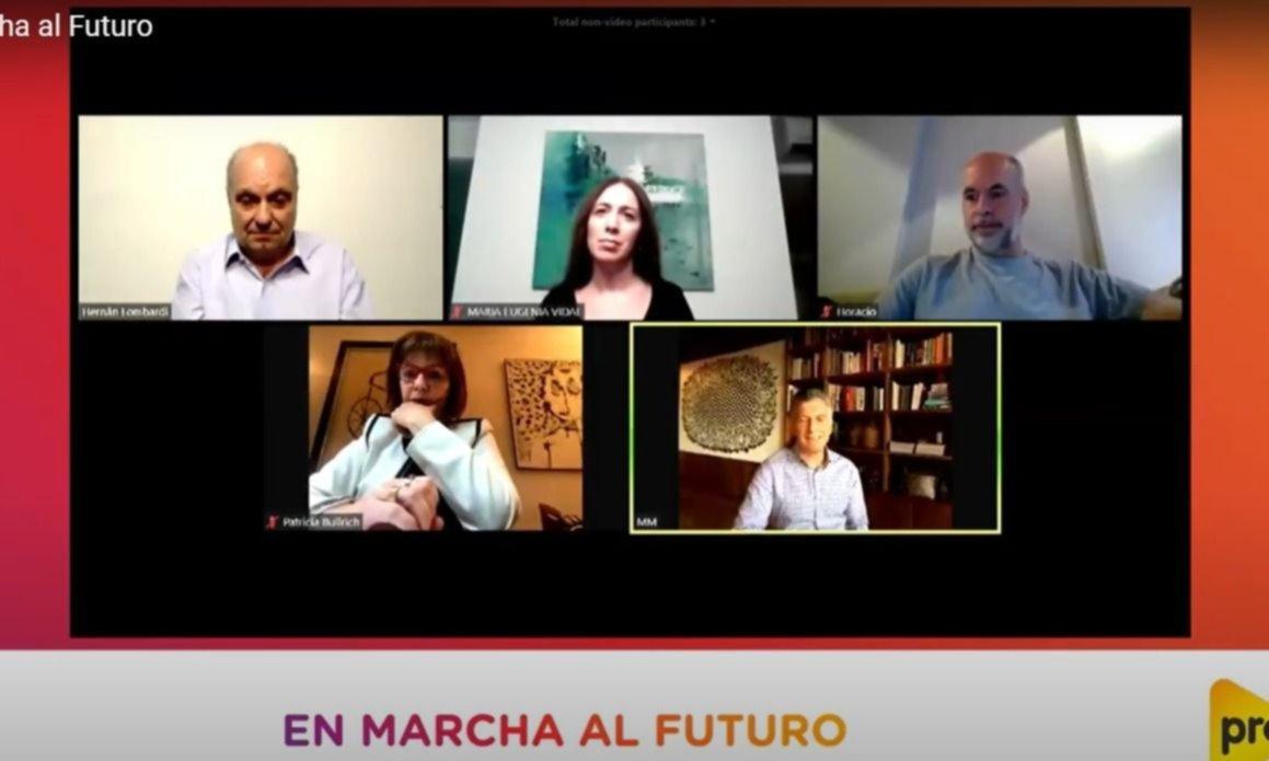Vidal, Larreta y los faltazos que extendieron la guerra por las bombas de Macri