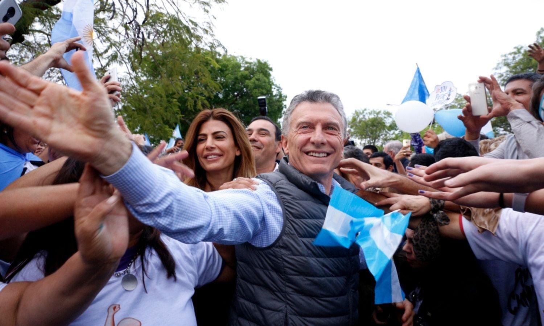 Macri vuelve