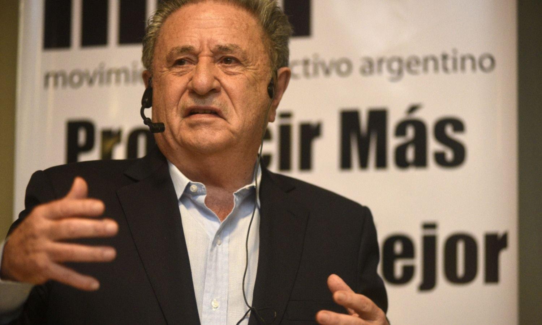 """Duhalde: """"El peronismo está dividido, pero hay buena relación con todos"""""""