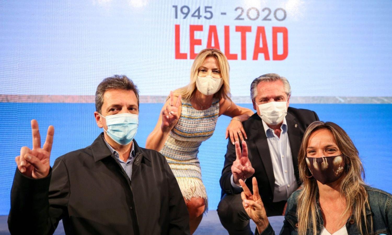 El peronismo abrazó a Fernández: modo covid, Todos pero no Todos juntos y la novela CFK
