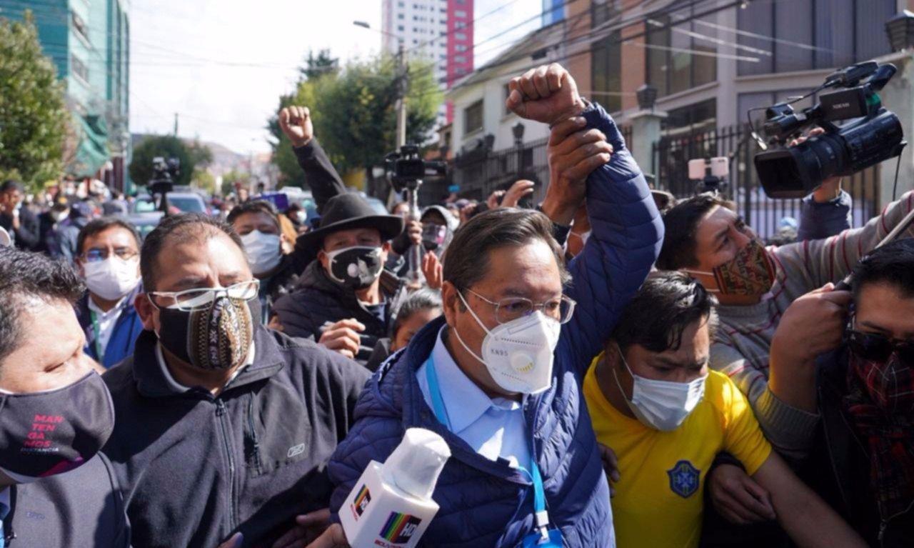 Luchó y vuelve: el MAS gana en primera vuelta y recupera el poder en Bolivia
