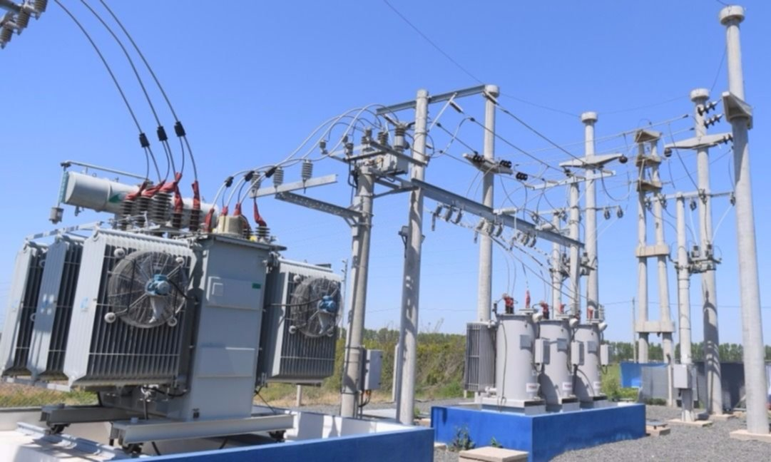 EDEN inauguró una estación transformadora que beneficiará a 10.000 usuarios