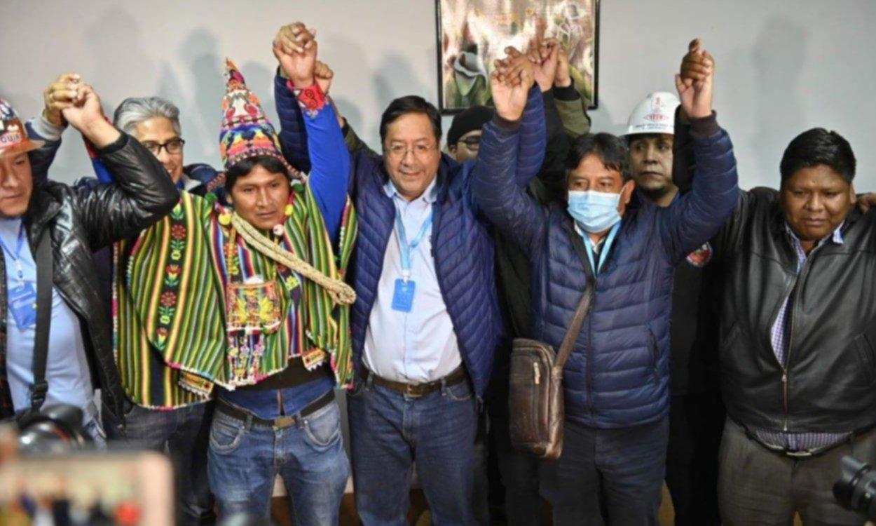 Fernández encontró en Bolivia una buena noticia