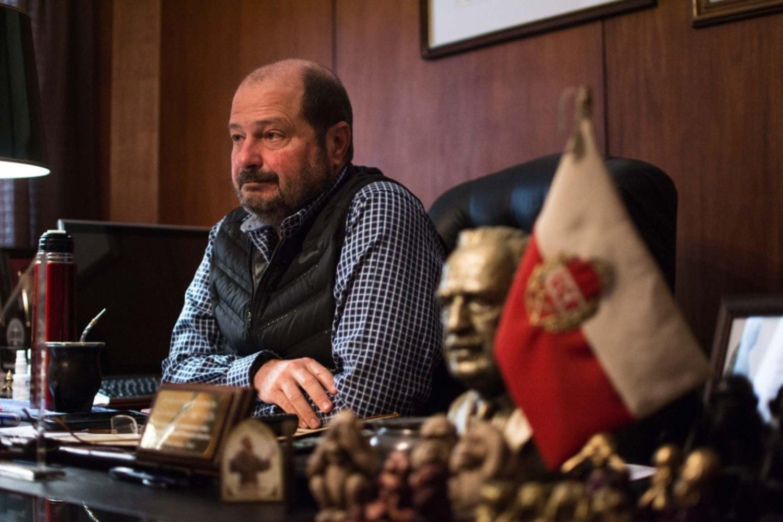 """""""Macri no ejerció la presidencia y delegó sus funciones en Marcos Peña"""""""