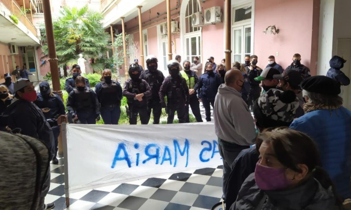 Máxima tensión social y política en bastiones PRO del interior bonaerense