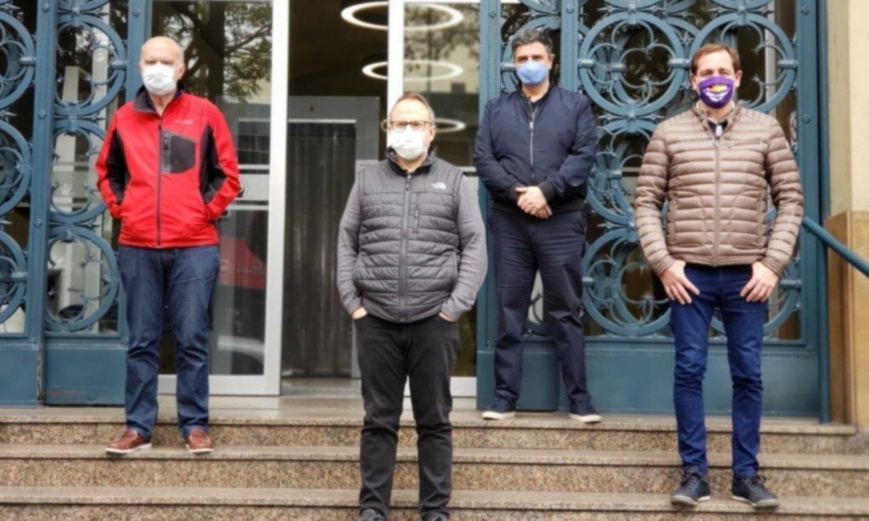 Barones PRO alambran Buenos Aires ante la amenaza Larreta/Santilli