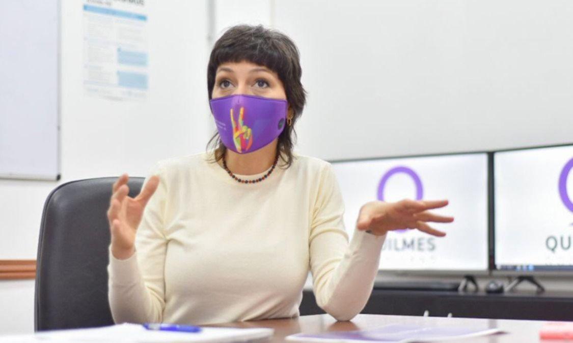 Mayra Mendoza pone en marcha los corredores gastronómicos