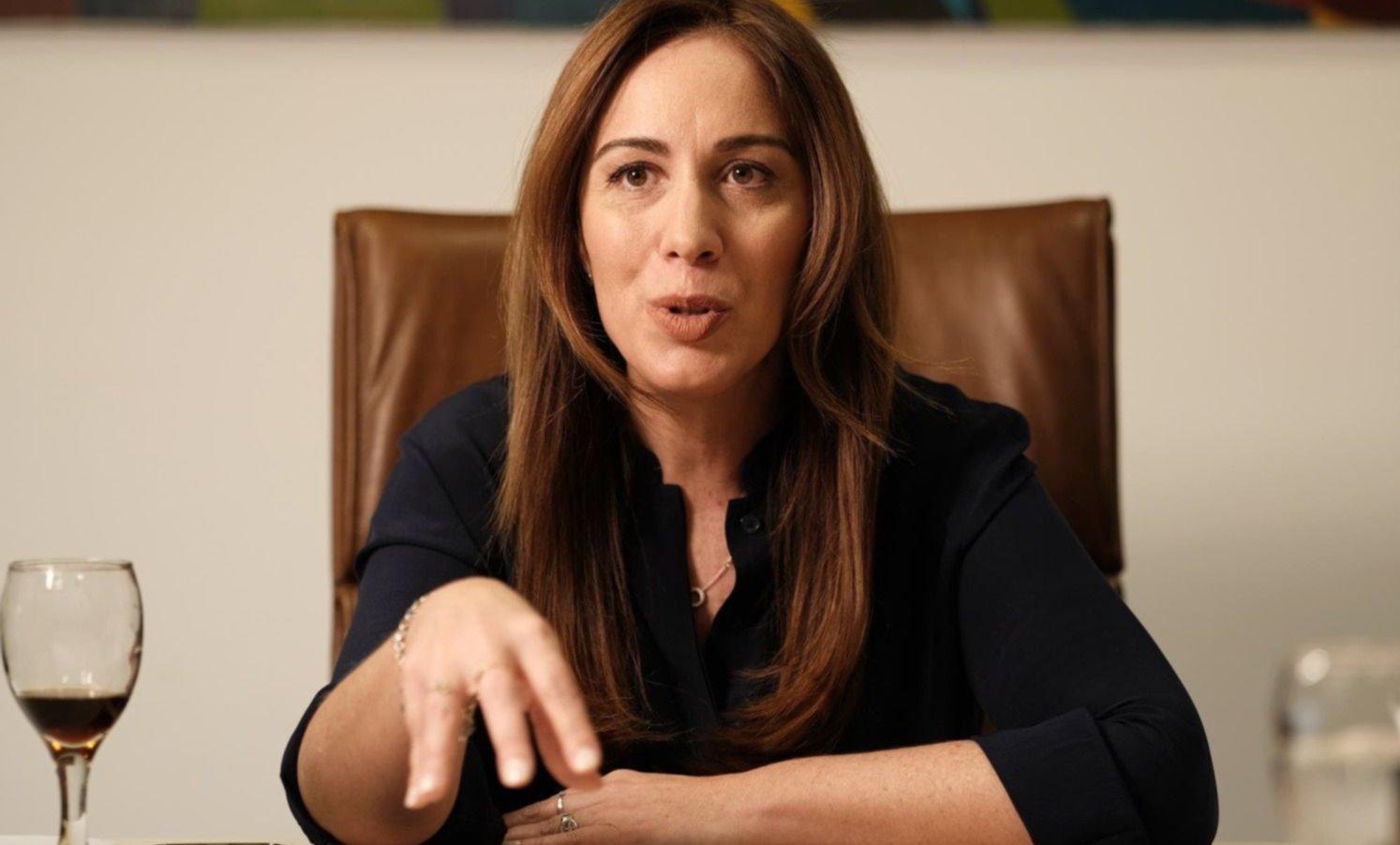 Gira virtual con aire renovador: Vidal recorre las ocho secciones electorales