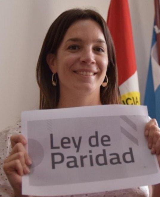 """#ParidadSantaFe """"Quién presentó la ley es secundario; la centralidad es nuestra"""""""