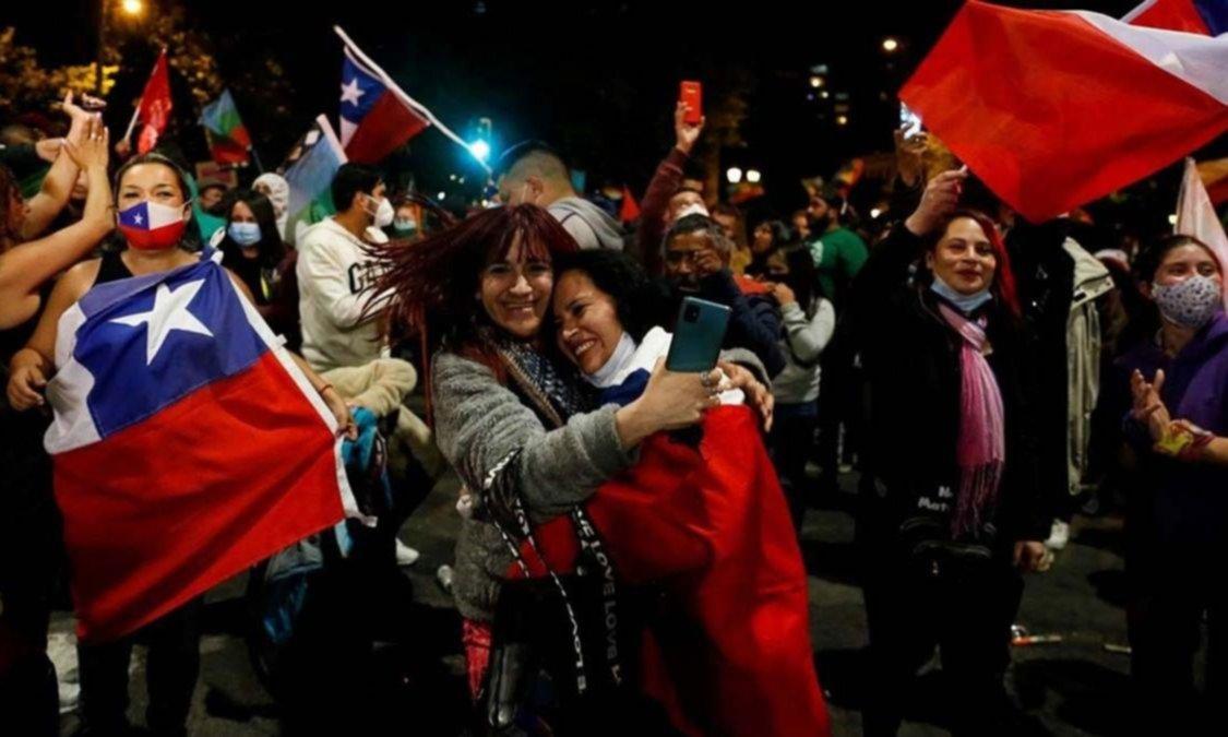 Chile sacude su modelo económico