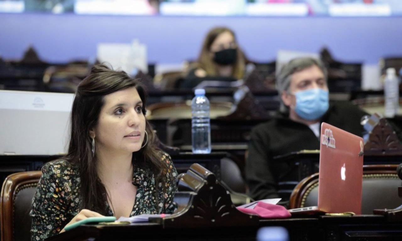 Tiene dictamen el proyecto de Ley de Fuego de Máximo Kirchner