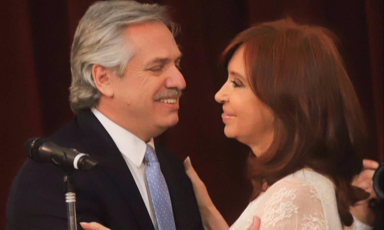 "Fernández sobre la carta de CFK: ""Me gustó, la sentí como un respaldo"""