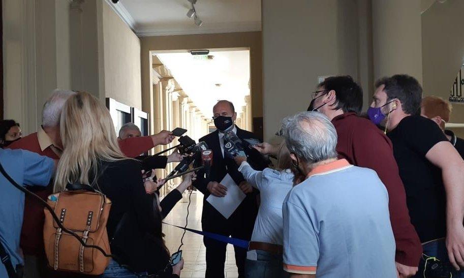 Confirmado: Perotti meterá mano en el gabinete antes de fin de año