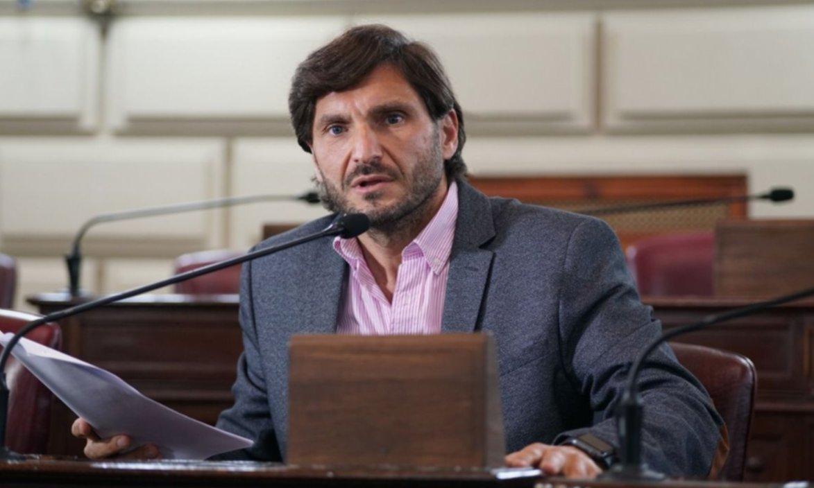 """Pullaro: """"Con Granata coincidimos, puede potenciar un frente político"""""""