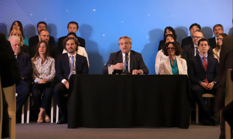 La Casa Rosada coincide con CFK, pero descarta cambios inminentes