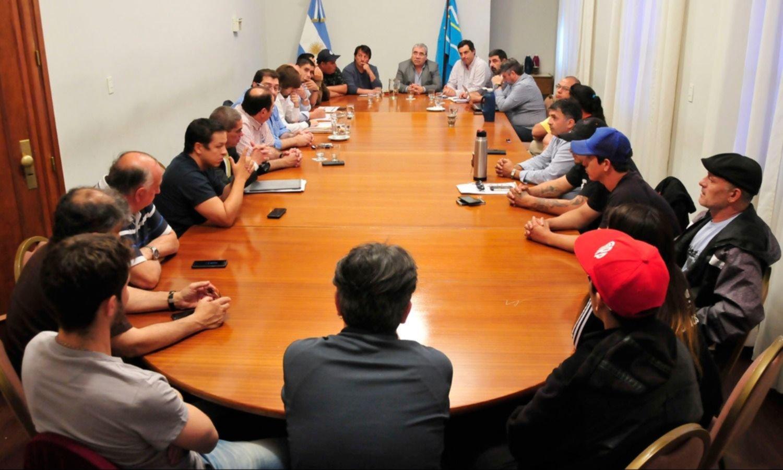Chubut: la provincia regulariza un conflicto pesquero en Rawson
