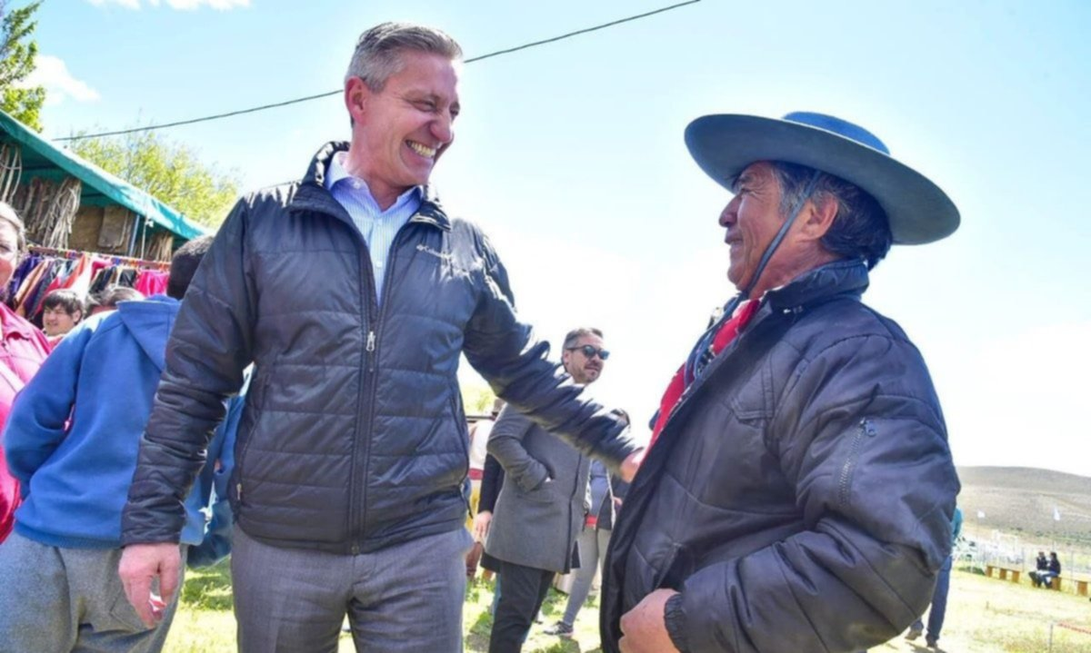 Las primarias en Chubut ponen a prueba el armado de Arcioni