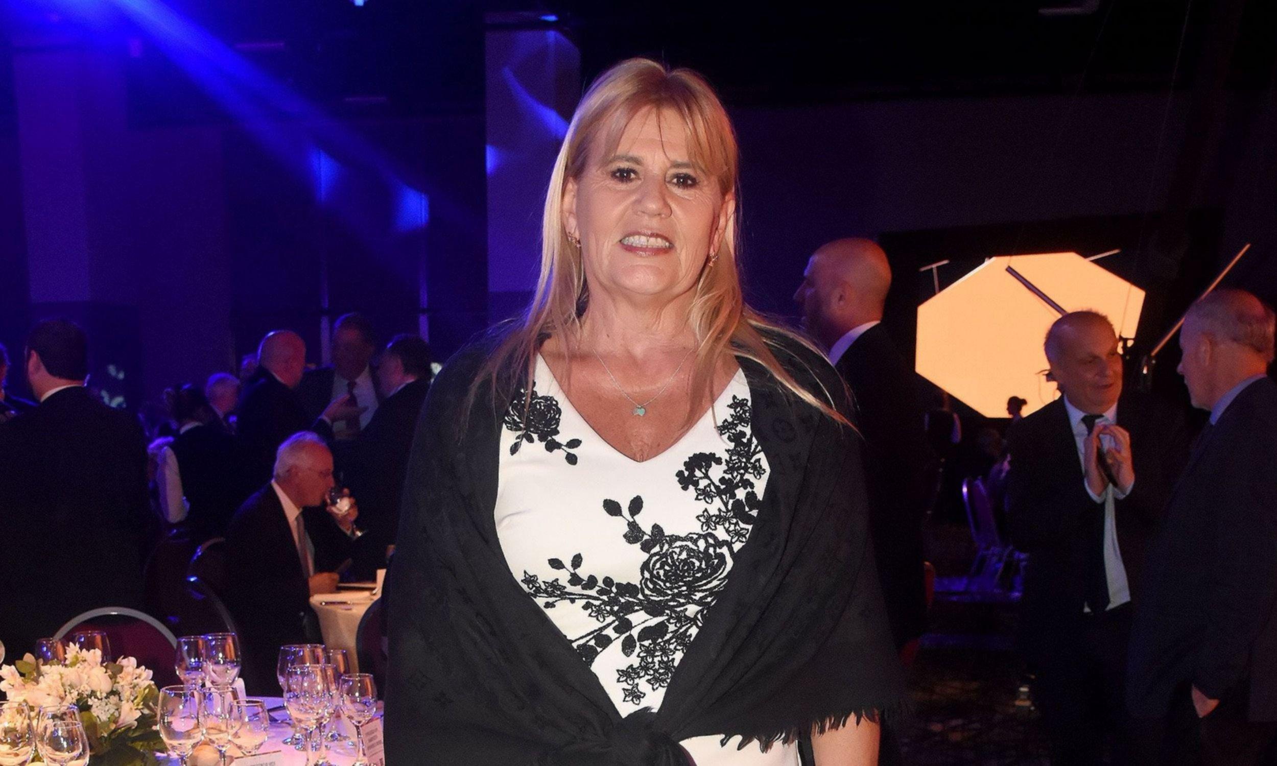 La delegada de Fernández en la familia judicial