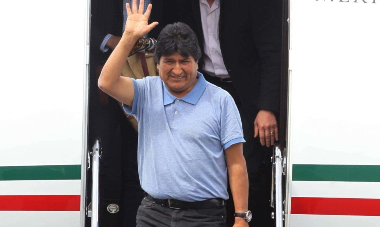 """Evo Morales: """"La OEA está al servicio del imperio americano"""""""