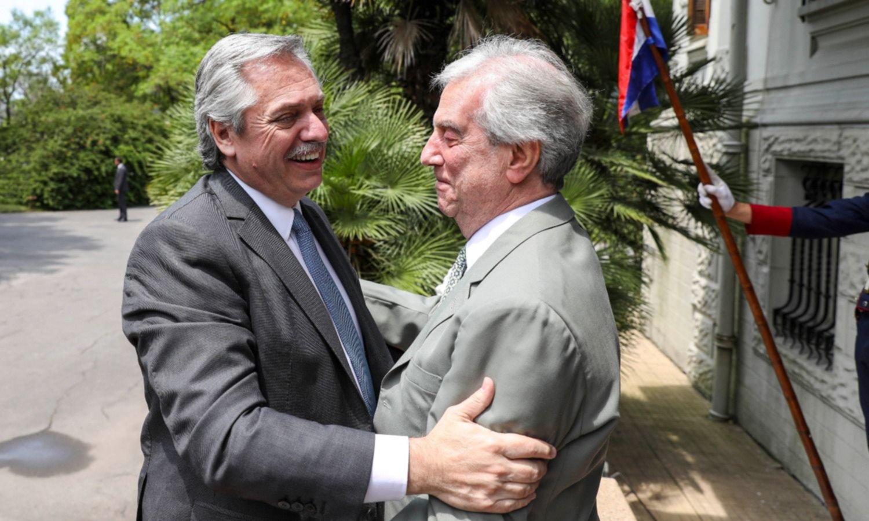 """Fernández: """"Será un orgullo recibir a Evo Morales en la Argentina"""""""