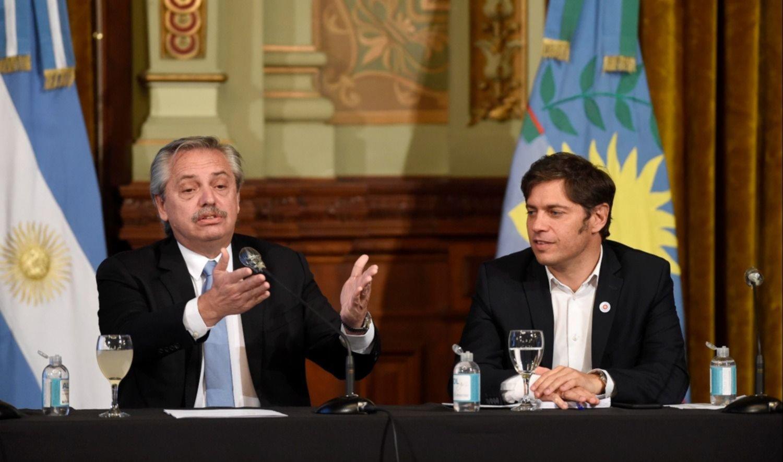Reelecciones: Kicillof se diferencia de AF y se guarda en el silencio