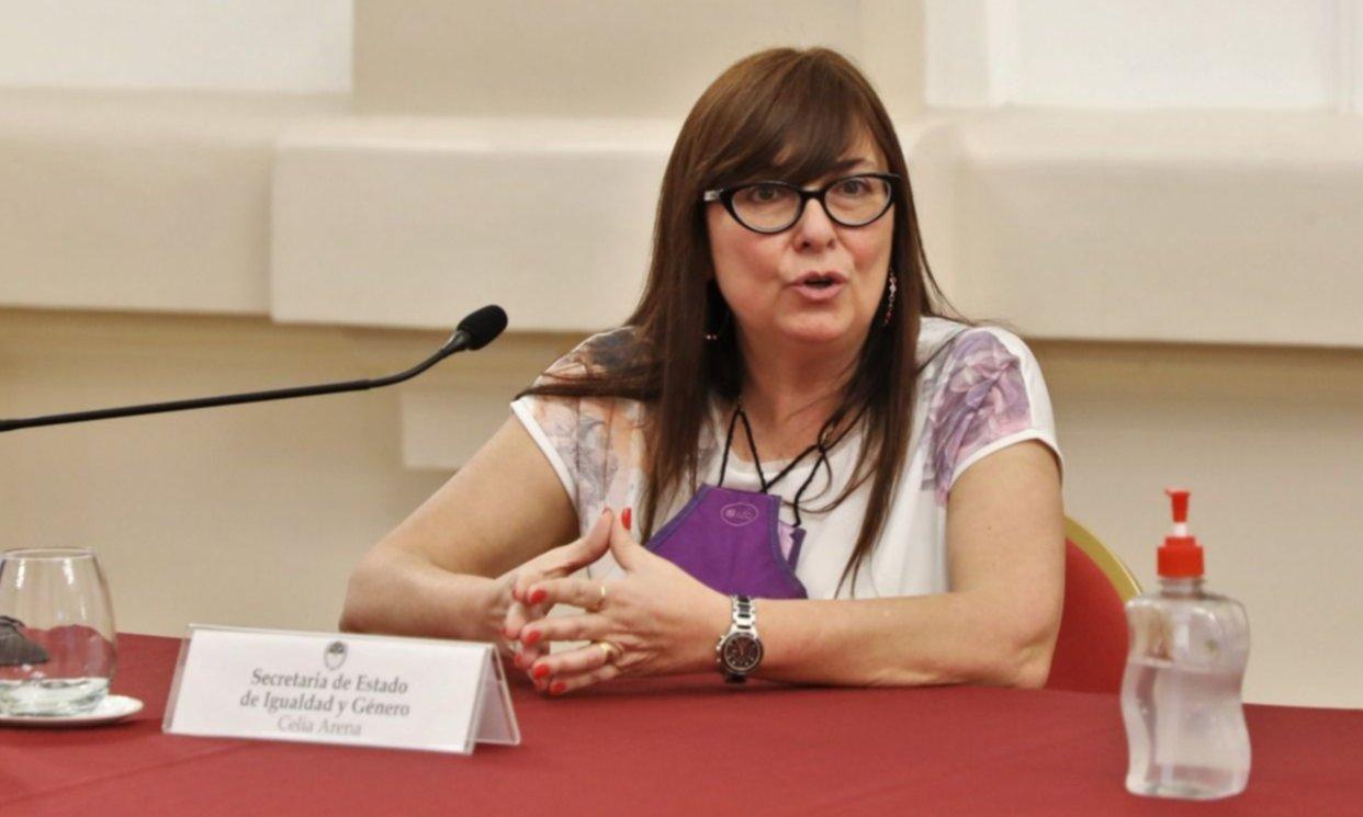"""""""Perotti tiene la clara decisión de sumar mujeres a los espacios de jerarquía"""""""