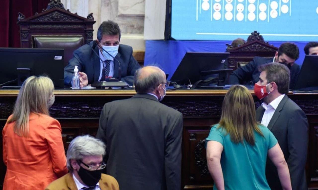 Di Giácomo generó revuelo en Diputados cuando pidió suspender las PASO