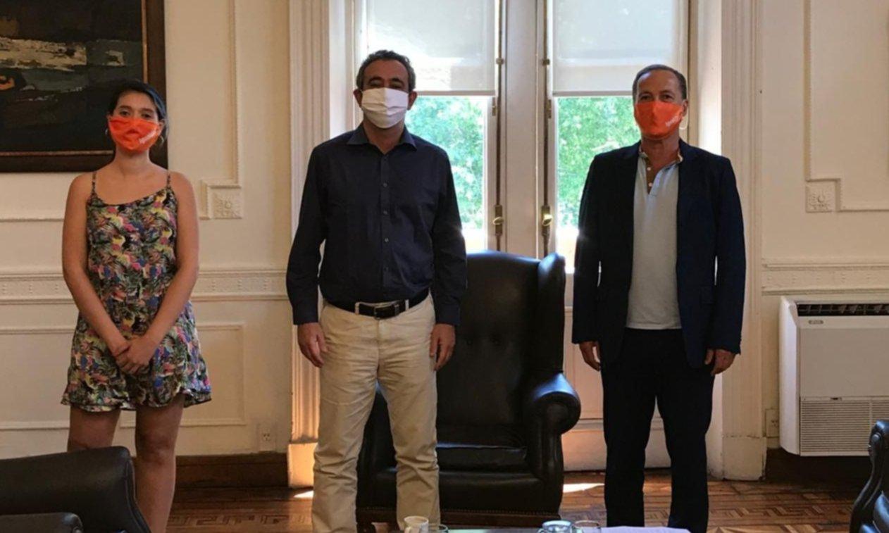 Javkin toma un proyecto de Giustiniani y pide por la autonomía de Rosario