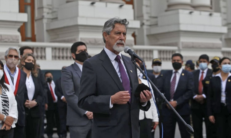 Ahora, Sagasti: el moderado para sacar a Perú de la normalidad de la crisis