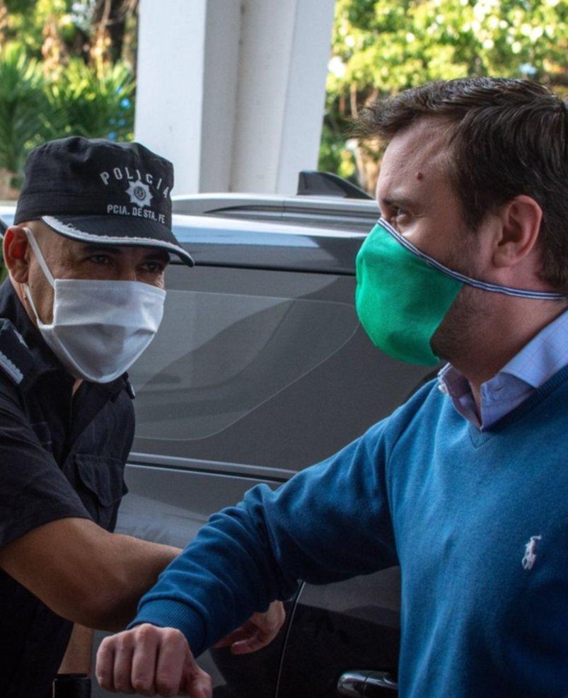El aliado menos pensado: el concejal PRO que banca al ministro peronista Sain
