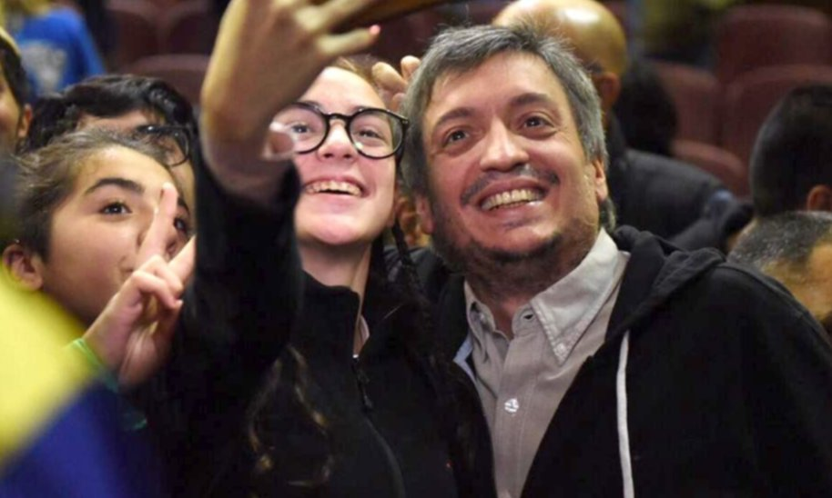 La Justicia sobreseyó a Máximo Kirchner, Eduardo de Pedro y Andrés Larroque